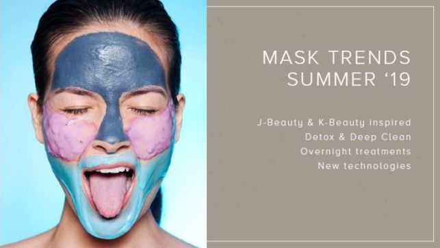 Mask trends from Alfa Chemicals - Summer '19